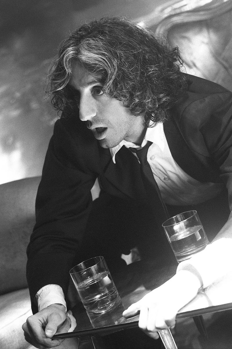 "Actor Sergio Rubini playing the part Antonio, main caracter of the movie ""Denti""  © Daniela Facchinato"