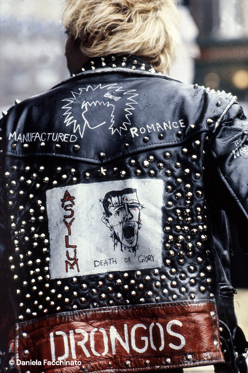 London punk, 1982